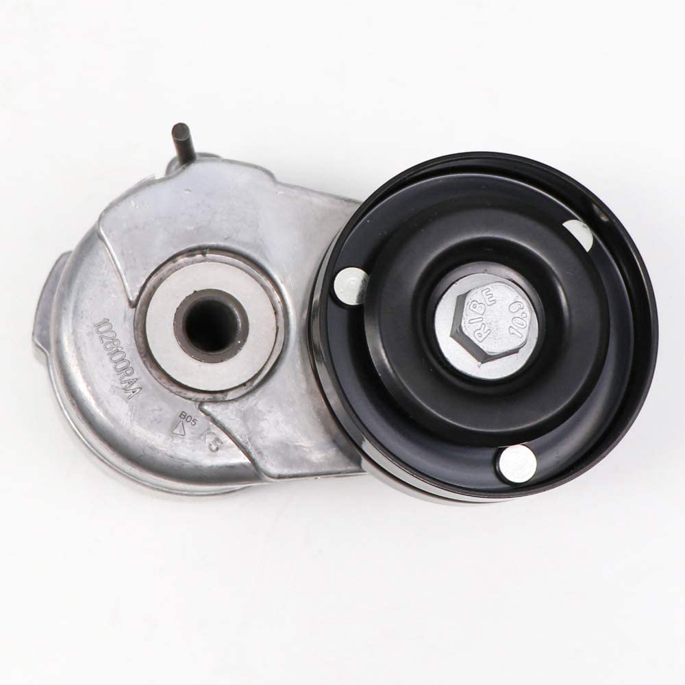 2000-2008 CHRYSLER Grand Voyager IV III KIPA 5072440AB Pulley Belt Tensioner For 2001-2008 Jeep Liberty Cherokee KJ 2.5L 2.8L 4X4