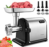 Best Electric Meat Grinders - Aobosi Electric Meat Grinder 【2000W Max 】Heavy Duty Review