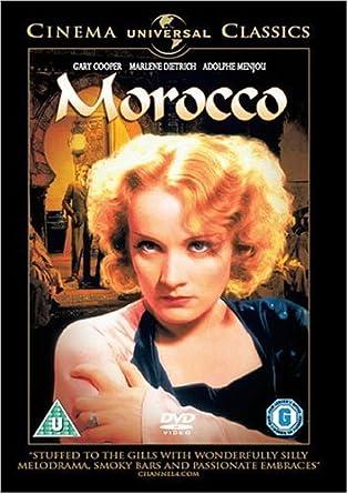 Morocco [Reino Unido] [DVD]