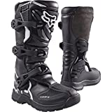 #5: Fox Racing 2018 Youth Comp 3 Boots (7) (BLACK)