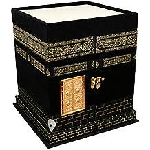 Holy Quran Khana Kaba Model Kaaba Replica Islamic Arts Muslim Home Decor by ShalinIndia