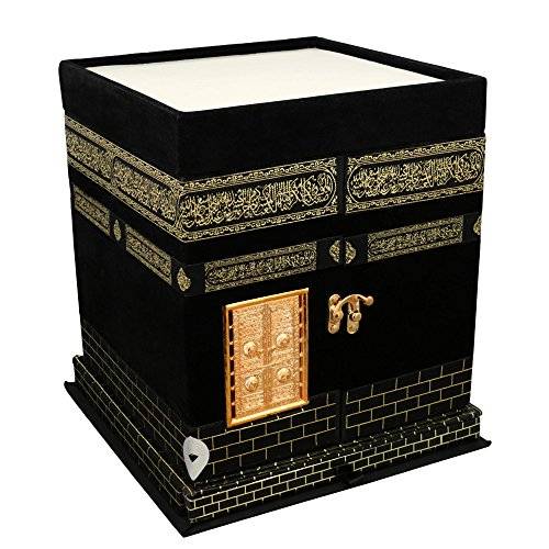 Holy Quran Khana Kaba Model Kaaba Replica Islamic Arts Muslim Home Decor by ShalinIndia by ShalinIndia
