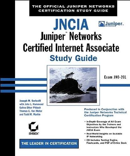 jncia juniper networks certified internet associate study guide rh amazon com