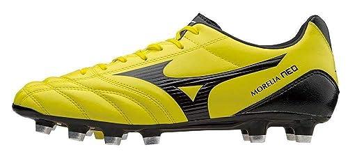 huge discount 01495 7e567 Mizuno Morelia Neo PS Football Boots - AW15 Yellow: Amazon ...