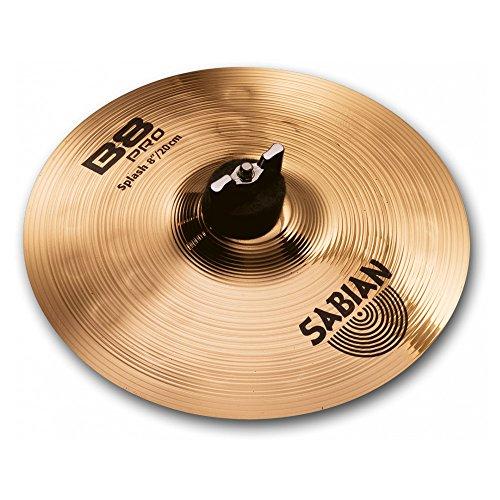 Sabian B8 China (Sabian 30805B B8 Pro 8-inch Effect Cymbal)