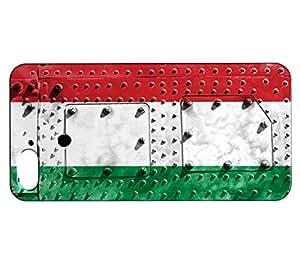 Funda Carcasa para iPhone SE Bandera HUNGRÍA 06