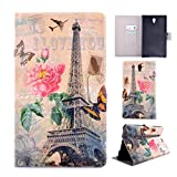 For Samsung Galaxy Tab S 8.4,T700 Case,T700 Cover,T700 Cases,T700 Case Cover,T700 Leather,Candywe Beautiful PU Flip Leather Case Cover For Samsung Galaxy Tab S 8.4 inch SM-T700#002
