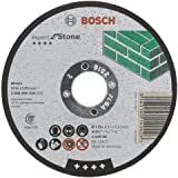 Bosch 2 608 600 320  - Disco de corte recto Expert for Stone - C 24 R BF, 115 mm, 2,5 mm (pack de 1)