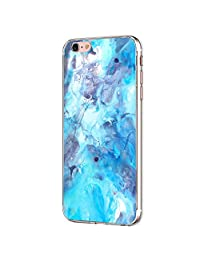 Giyer iPhone 6S 6 Case Clear TPU Transparent Bumper Case Creative Series Silicone Cover for Apple iPhone 6 6S