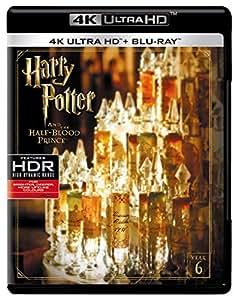 Harry Potter: Year 6 (4K Ultra HD + Blu-ray)