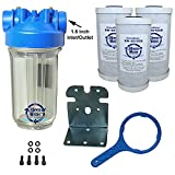 KleenWater Premier Chlorine Whole House Water Filter System Review and Comparison