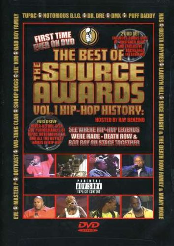 (The Best of the Source Awards, Vol. 1: Hip-Hop History)