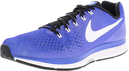 Nike Air Zoom Pegasus 34 TB Mens Running Shoes, Game Royal Blue Size 14 M US ()