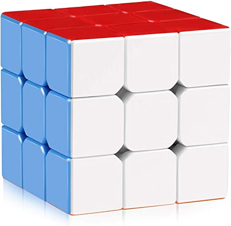 Cartup High Stability Stickerless Cube - 3x3x3 Speed Cube