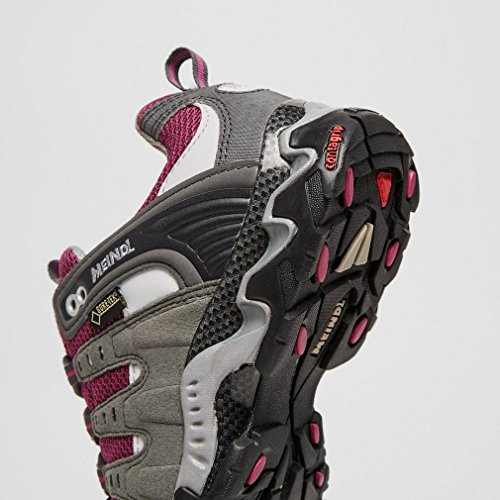 Da Calzature Risponde Womens Spiaggia Meindl Gortex Shoes Blackber Lady 41 Nero All'aperto Walking xnw0UAfFq