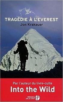 Tragédie à l'Everest par Krakauer