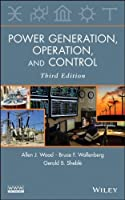 Power Generation, Operation and Control, 3rd Edition Front Cover
