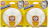 Arm & Hammer Fridge Fresh Refrigerator Air Filter - 2 pk