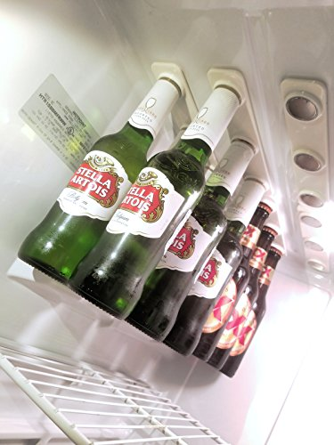 MAGNETIC BOTTLE HANGER REFRIDGERATOR ORGANIZER product image