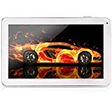 IRULU eXpro X1s 10.1 Inch Tablet PC,Android 4.4 KitKat, Quad ,8GB - White Front