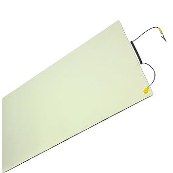 Minadax® ESD Antistatik-Matte 60cm x 120cm - Professionelle Antistatische Arbeitsmatte - PVC-Matte mit Erdungskabel - Qualitä