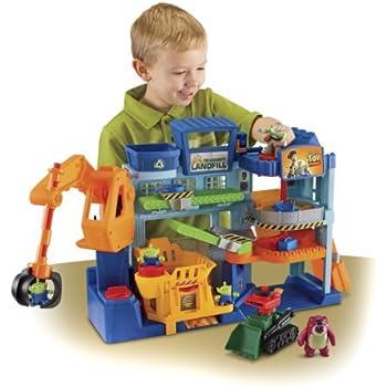 Fisher-Price Imaginext Disney/Pixar Toy Story 3 - Tri-County Landfill