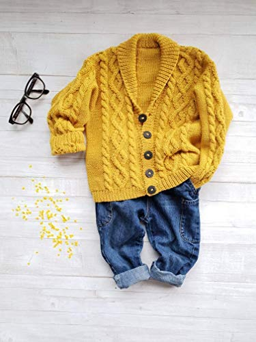 Buy hand knit baby sweaters