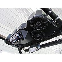 Polaris RZR Razor 1000 2015+ 900 Overhead Stereo Radio UTV - 4S4KICKER
