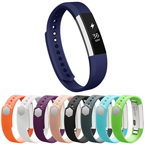 Vancle Fitbit Adjustable Replacement Tracker