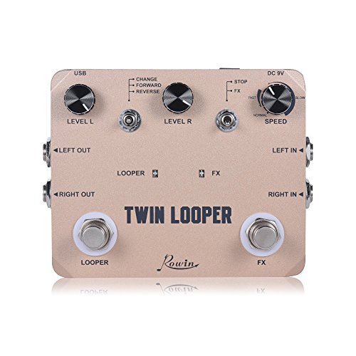 Rowin Twin Looper Station