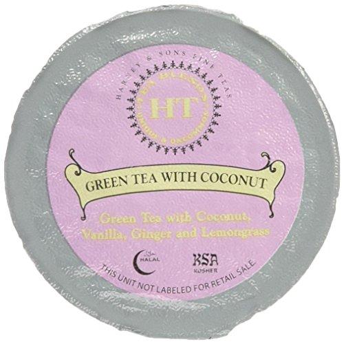 Harney Sons Green Tea Coconut