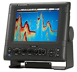 """Furuno Fcv295 Color Lcd 123kw Transmitter 28-200khz Operating Frequency Fish Finder, 10.4"""""""