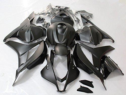 ZXMOTO Motorcycle Bodywork Fairings Kit for Honda CBR 600RR F5 2009-2012 10 11 Painted Matte Black