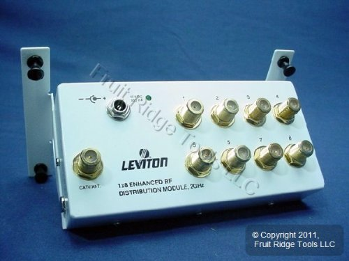 [Leviton 47692-GSM X8 2GHZ ENHANCED RF] (Leviton Video Amplifier)