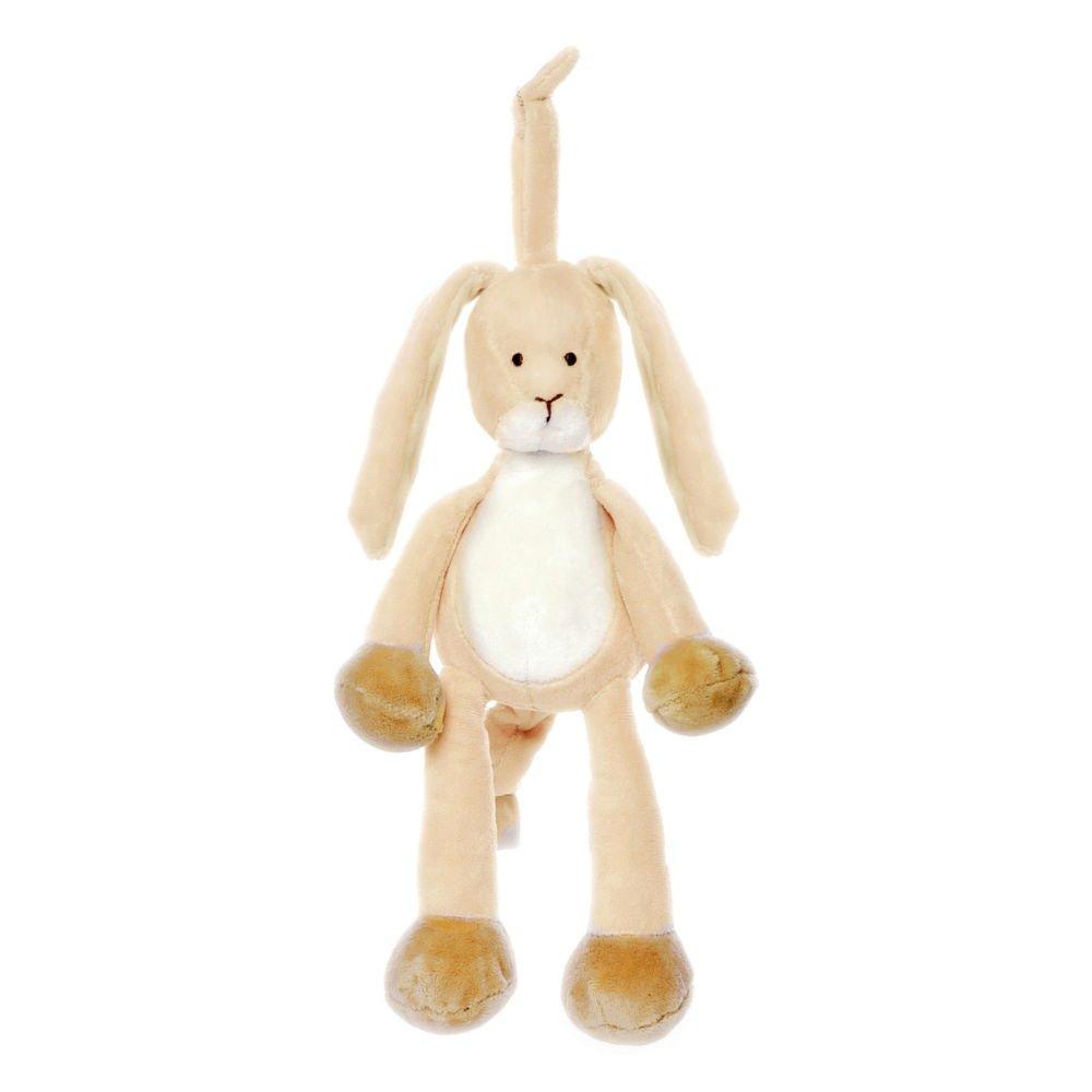 Teddykompaniet Diinglisar - Rabbit - Musical Pull Toy 13732