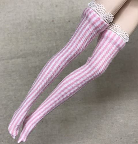 """Barbie Doll Underwear Clothes Accessory LINGERIE 5"""" Thigh High Stocking Socks"""