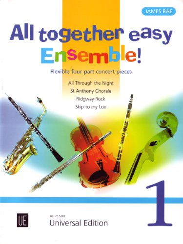 All Together - Easy Ensemble! Vol.1