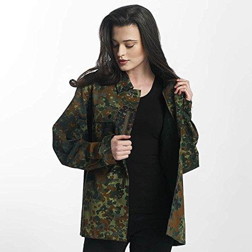 Soniush Giacche Giacca Jacket Donna Peace Mimetico Mezza Stagione aa8rnzv