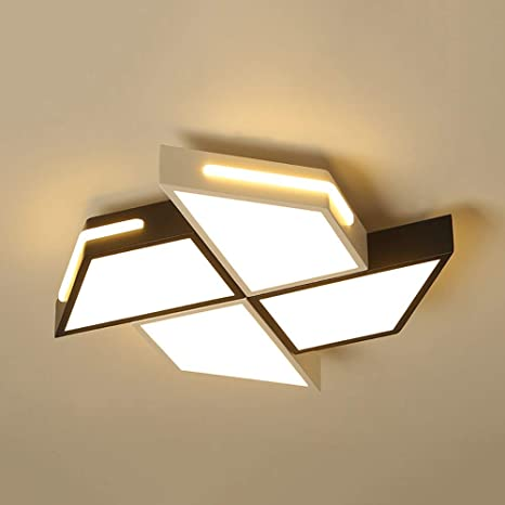 Lámpara moderna de techo LED para el molino de viento en la ...
