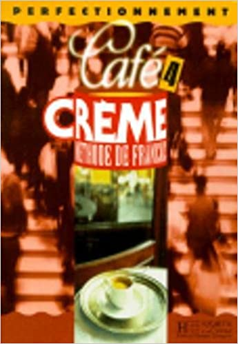 Cafe Creme French Book