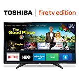 Toshiba 55-inch 4K Ultra HD Smart LED TV - Fire TV Edition