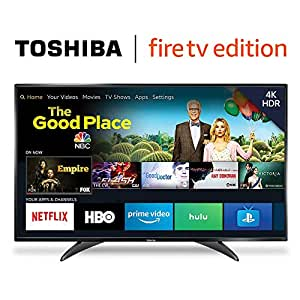 Amazoncom Toshiba 55lf621u19 55 Inch 4k Ultra Hd Smart Led Tv Hdr