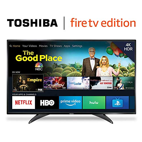 Sale!! Toshiba 55LF621U19 55-inch 4K Ultra HD Smart LED TV HDR - Fire TV Edition