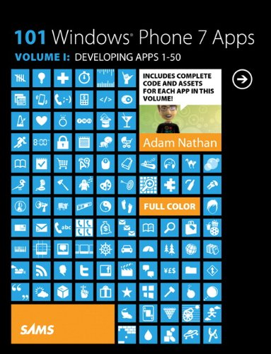 101 Windows Phone 7 Apps, Volume I: Developing Apps 1-50 by Adam Nathan, Publisher : Sams
