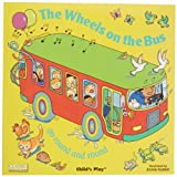 Childcraft The Wheels on the Bus Story Set with Softcover Book and 15 Piece Puzzle