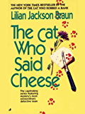 The Cat Who Said Cheese (Cat Who... Book 18)
