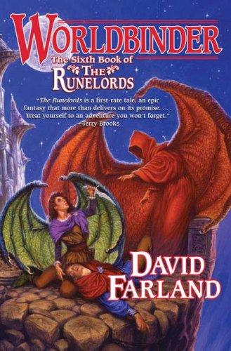 Worldbinder (The Runelords, Book 6)