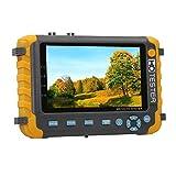 Precamview 5 Inch 4 in 1 5MP HD CCTV Tester Monitor CVBS AHD