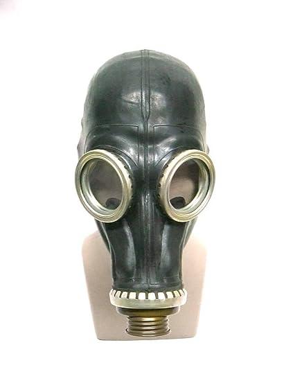 Goma máscara de GAS GP-5 ruso notebookbits soviéticos, tamaño 0, 1,
