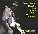 Rev.Gary Davis Live At Gerdes Folk City 1962